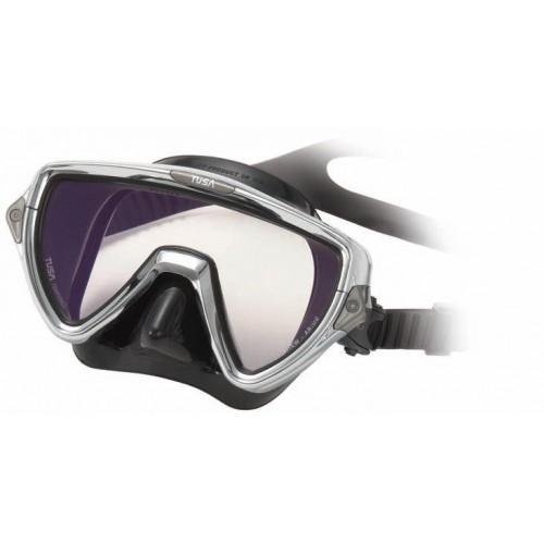 Tusa M-110SQB-CR Visio Uno Mask