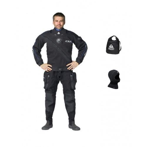 Waterproof D7 Pro Cordura ISS Suchy Skafander