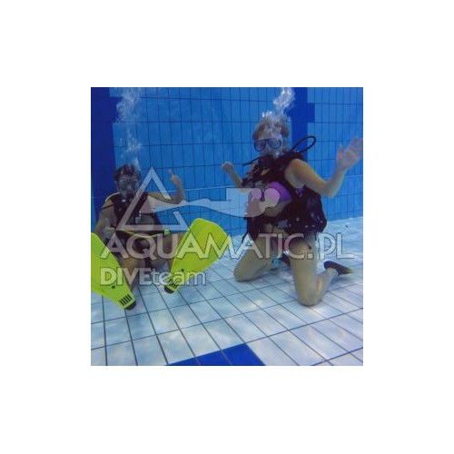Aquamatic - Poznaj nurkowanie. We dwoje.