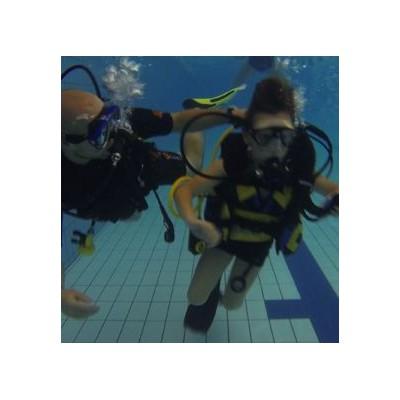 Master Scuba Diver Junior