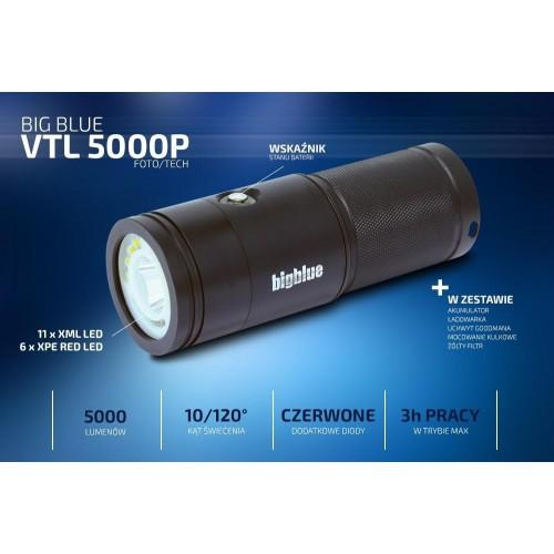 Big Blue VTL 5000P