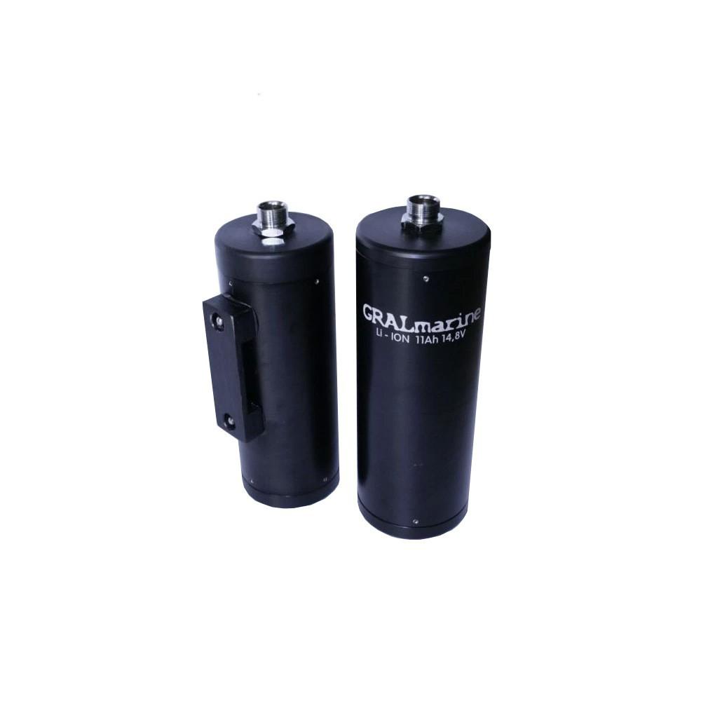 Akumulator Gralmarine Li-ION 6,6Ah i 11Ah