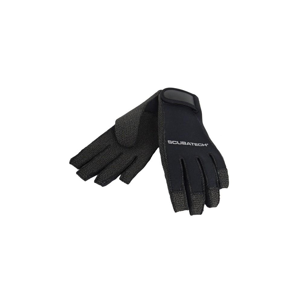 Scubatech Rękawice kevlar 2,5mm