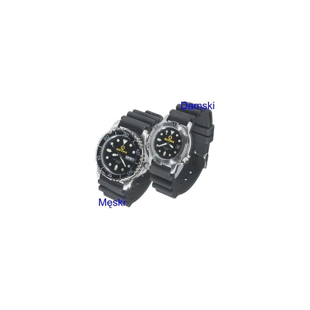 Apeks Zegarek Nurkowy Standard