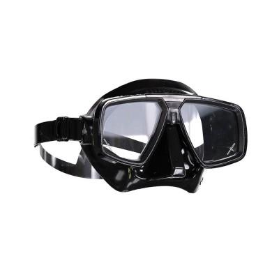 Maska LOOK Black
