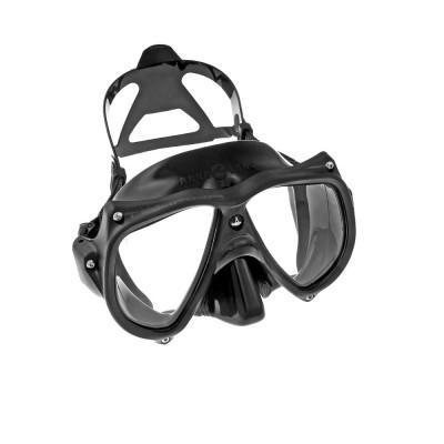 Maska nurkowa TEKNIKA Black