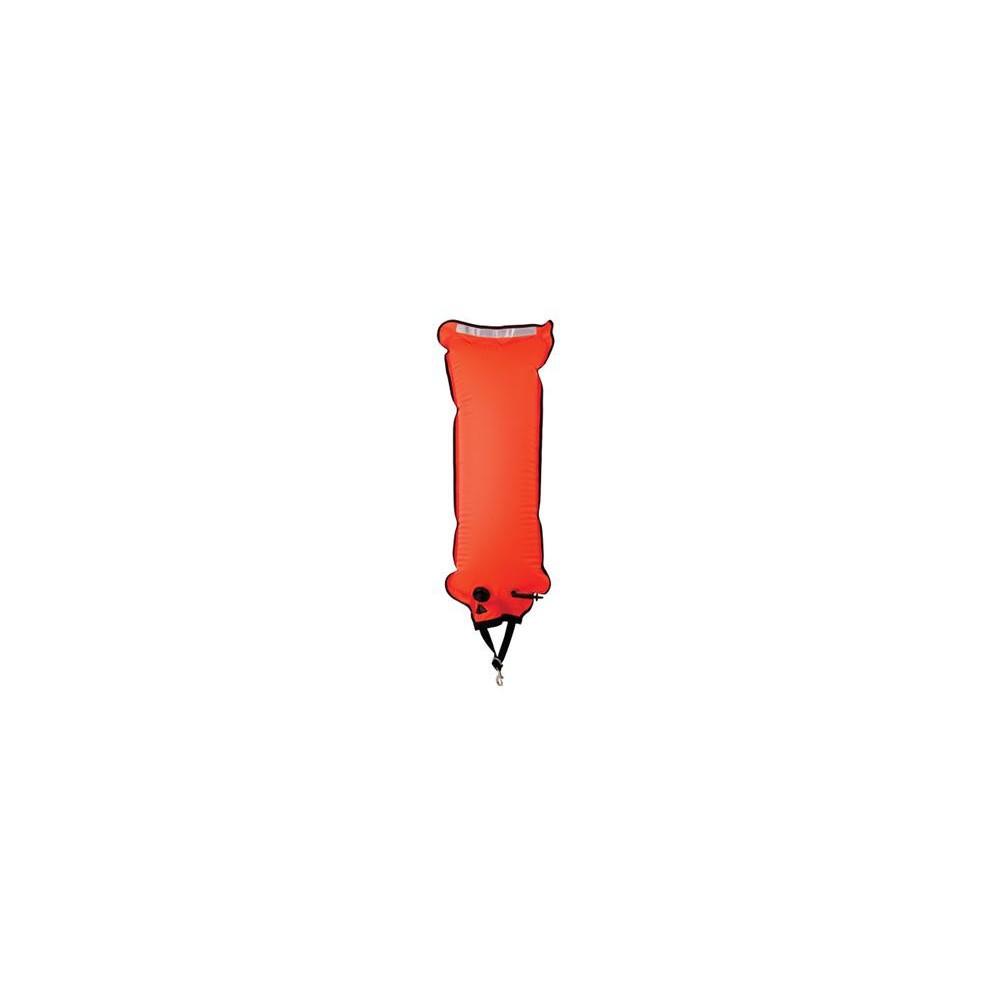 Scubatech Boja Tech 41 cm / 105 zawór nadmiarowy pomarańczowa