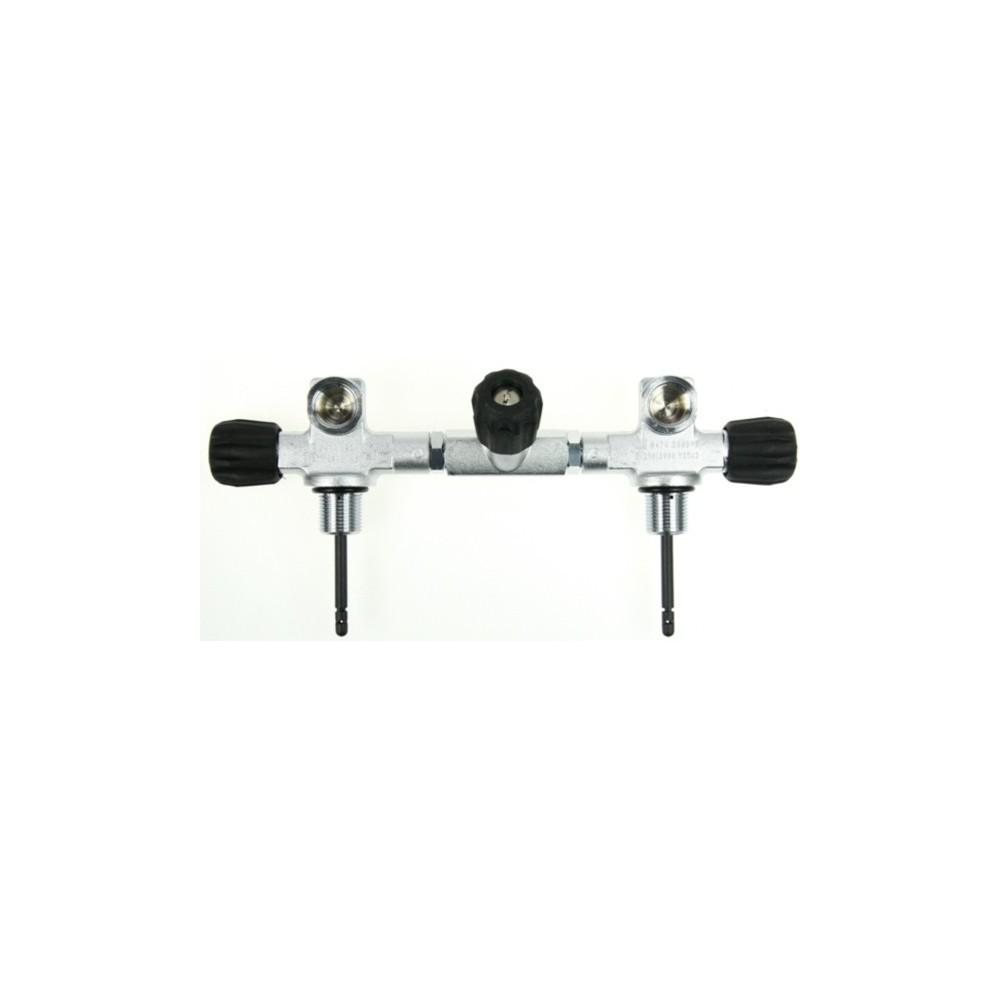 Manifold TecLine 232 bar do butli 171 mm - VITON