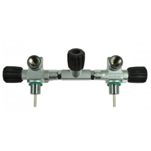 TecLine  Manifold 300 bar do butli 171 mm - VITON