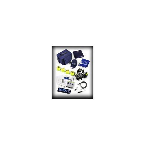 Zestaw: maska Space + GSM + 4 x odbiornik M 101 A