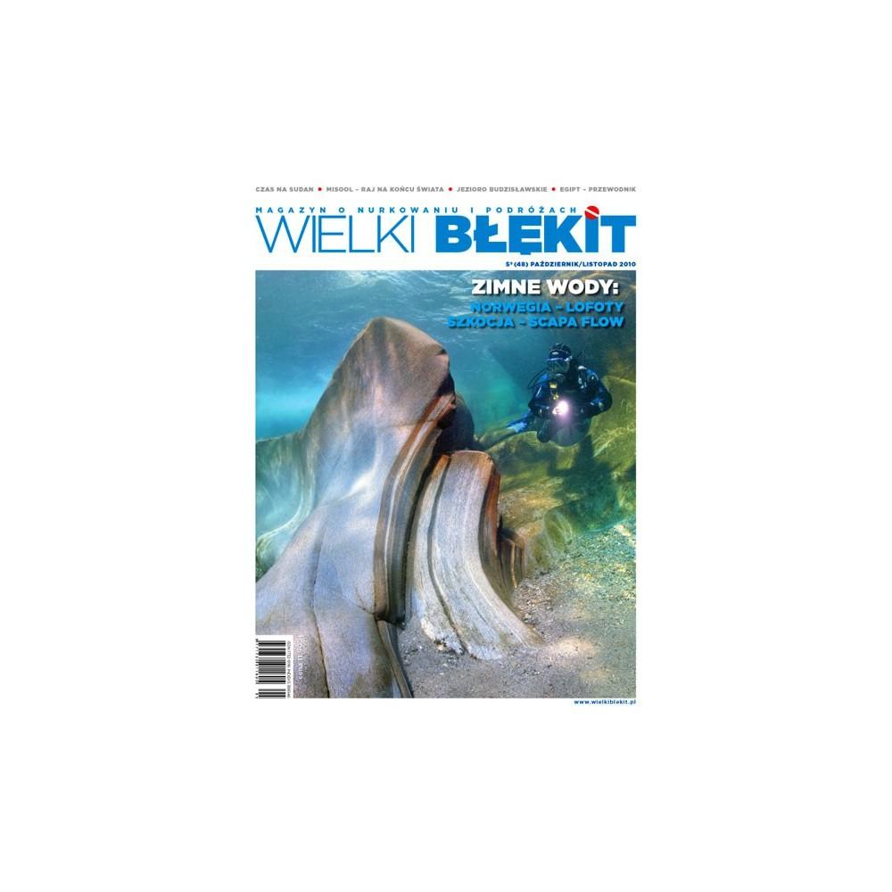 Magazyn Wielki Błękit nr 48 Październi/Listop 2010