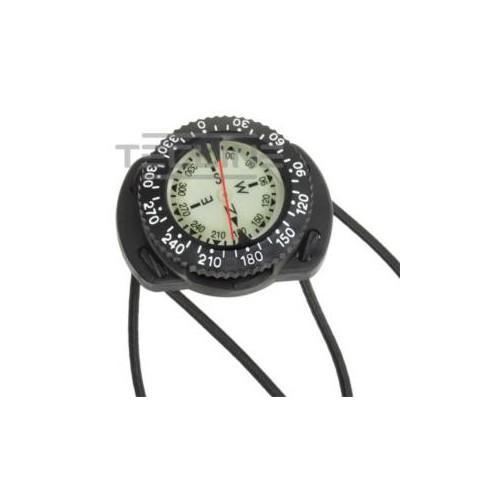 TecLine Kompas w obudowie z gumkami