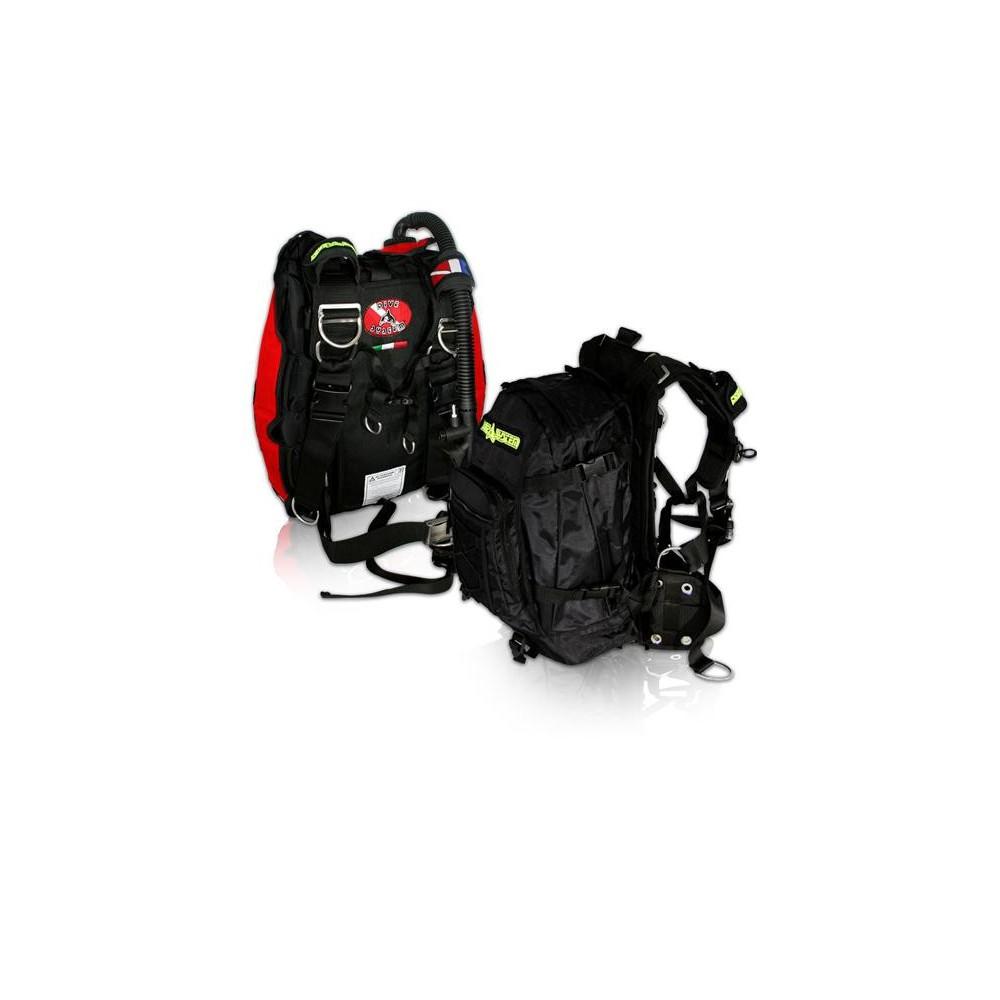 Dive System Jackpak Net/Cordura/Kevlar