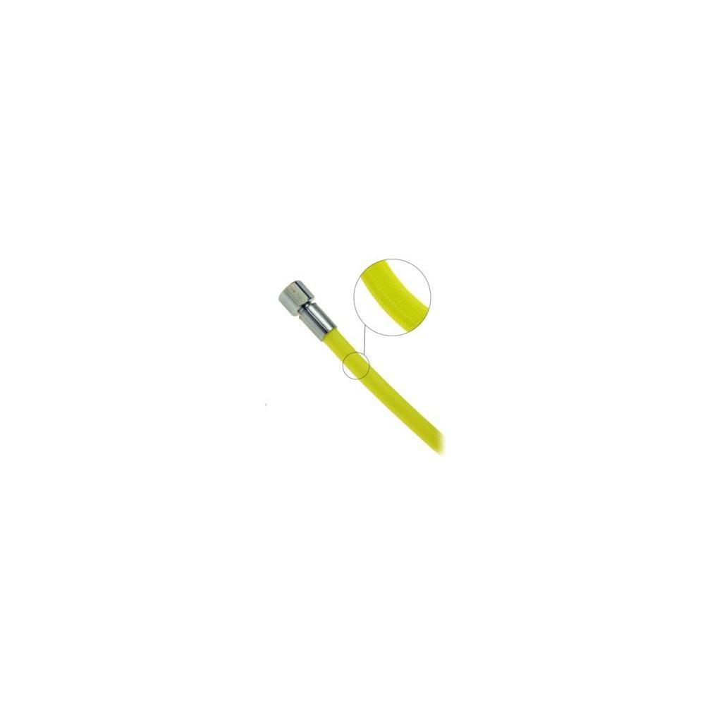 Proflex Wąż LP w oplocie żółty