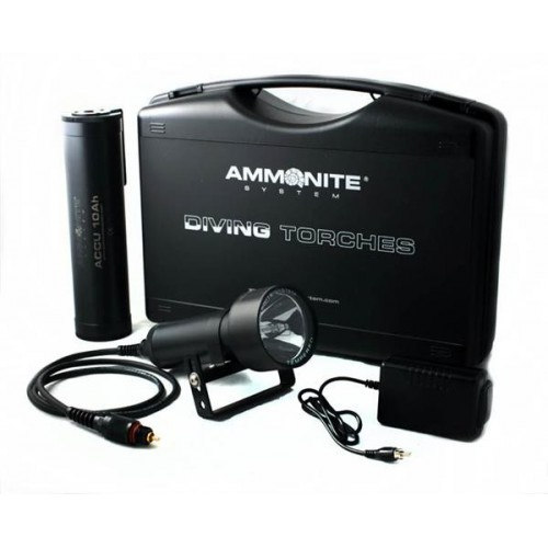 Ammonite System LED 33NANO/ACCU 2,5 Ah