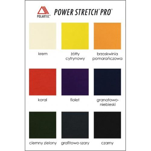 Kwark Legginsy długie Power Stretch Pro 087101