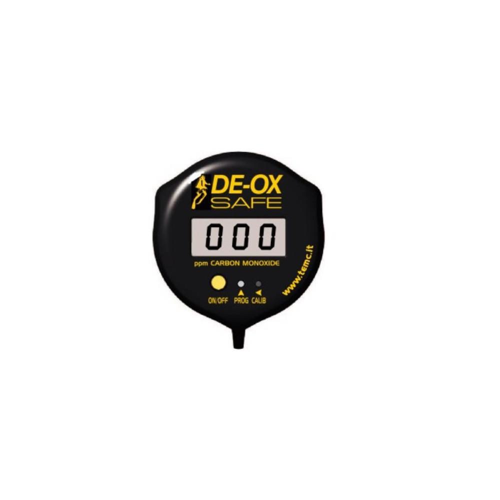 DE-OX SAFE Analizator tlenku węgla