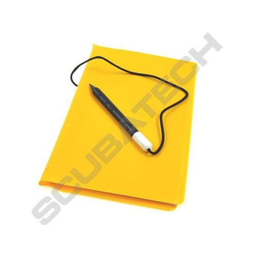 Scubatech Mokry notes - żółty (Wet Notes)