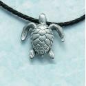 Naszyjnik Żółw morski