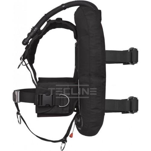 TecLine Donut 17 uprząż Comfort adapter kieszenie balastowe