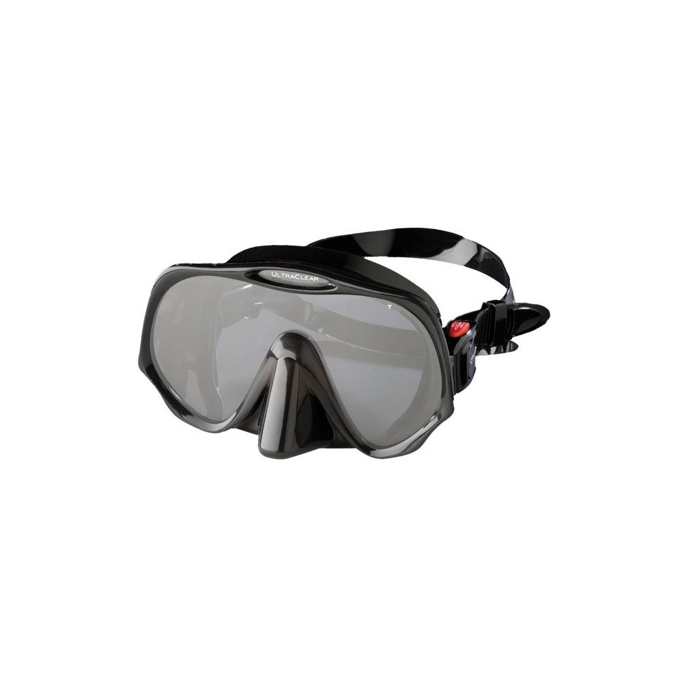 Atomic Aquatics Frameless Black