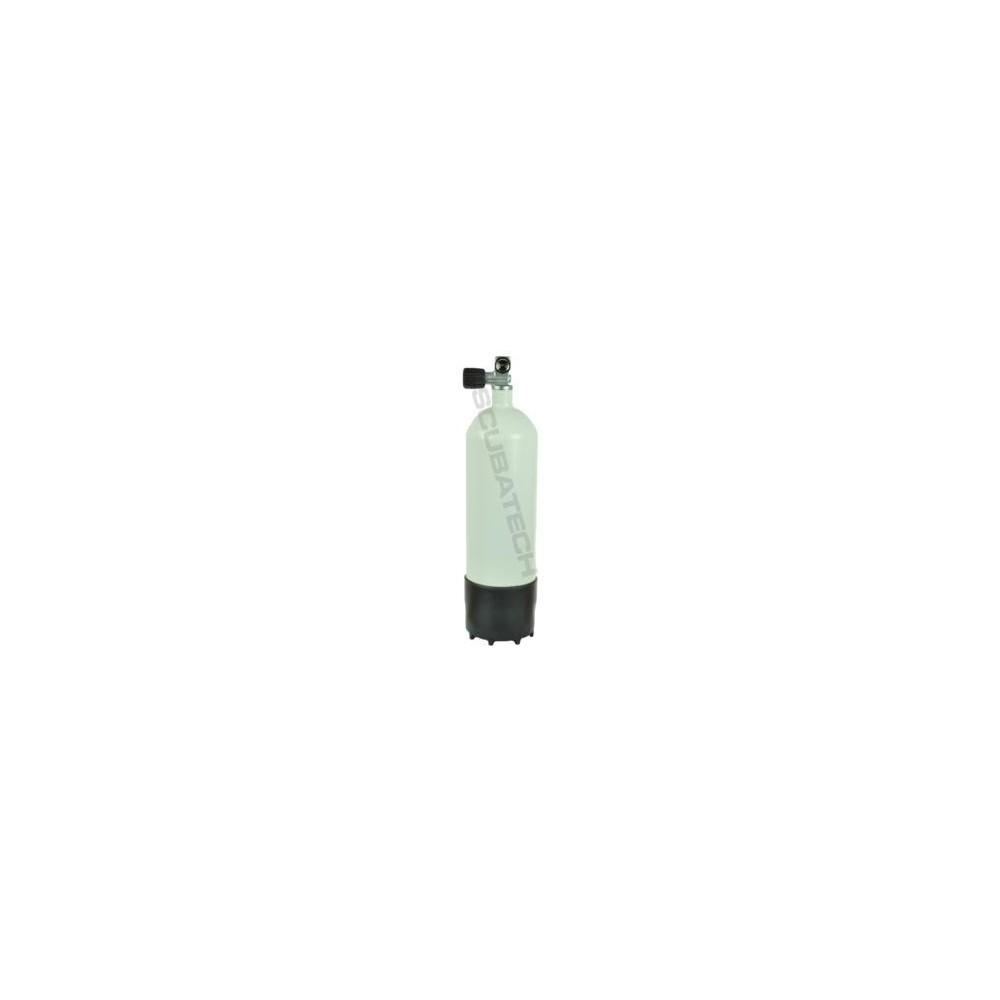 ECS Butla 5 L 140 mm 232 bar pojedynczy zawór