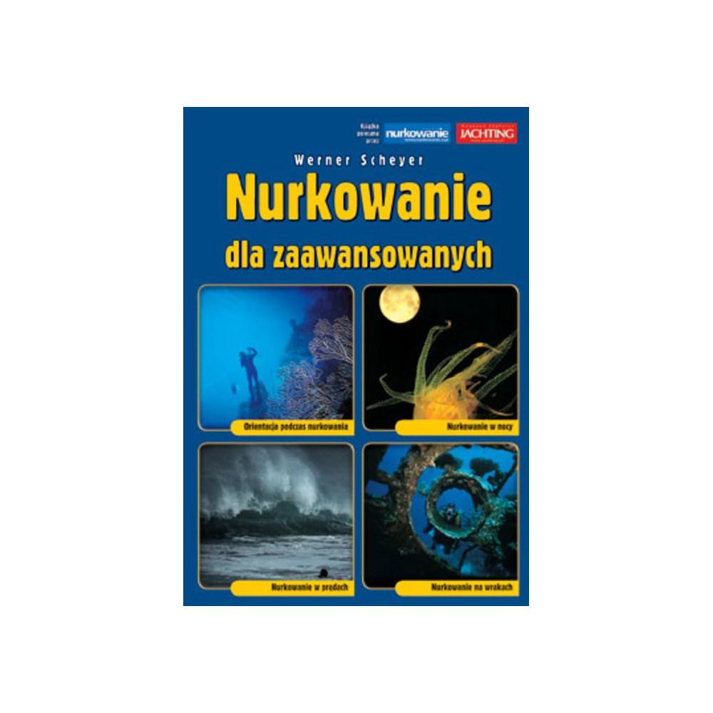 Książka Nurkowanie dla zaawansowanych