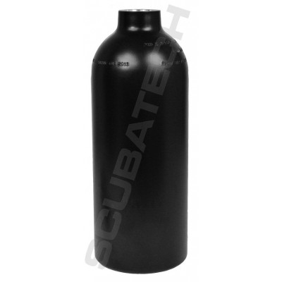 Luxfer butla aluminiowa 1,5 płaszcz argonu