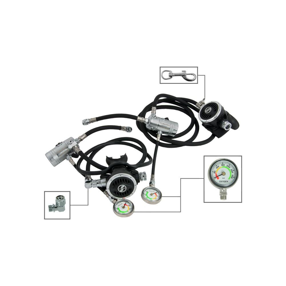 Scubatech R2 TEC Sidemount