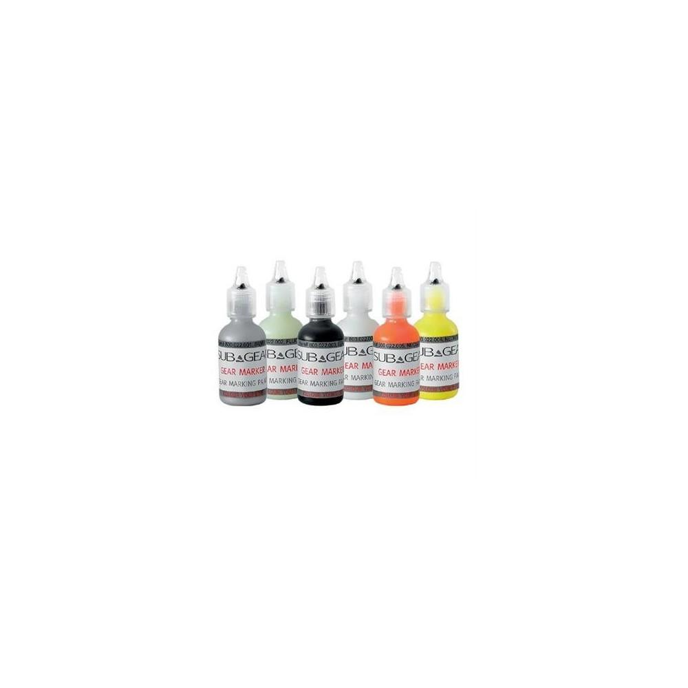 Scubapro Gear Marker - markery 5kolorów