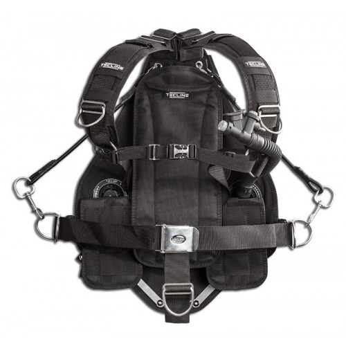 Tecline Sidemount BCD Side 16