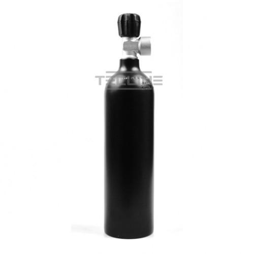 Butla aluminiowa 0,85 L 200 bar, Luxfer - z zaworem