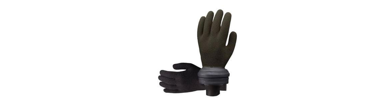 Rękawice suche (do skafandra suchego)