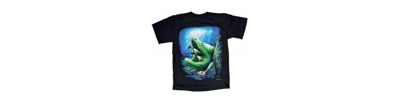 T-Shirty nurkowe - koszulki nurkowe