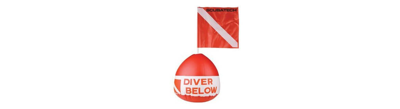 Boje sygnalizacyjne| Freediving i łowiectwo podwodne – Sklep Nurkowy