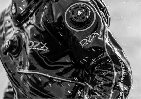 Skafander Waterproof D7X
