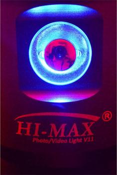 Czerwona światło HI-MAX V11