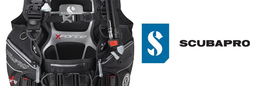 Scubapro X-FORCE jacket nurkowy