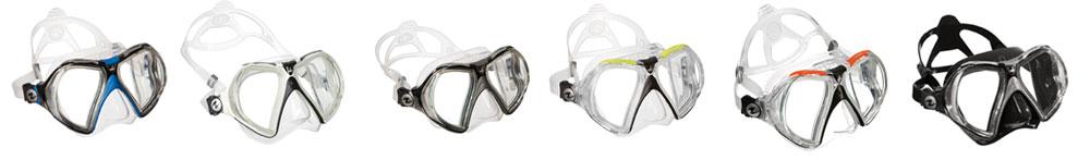 Aqualung Technisub Infinity - maska nurkowa