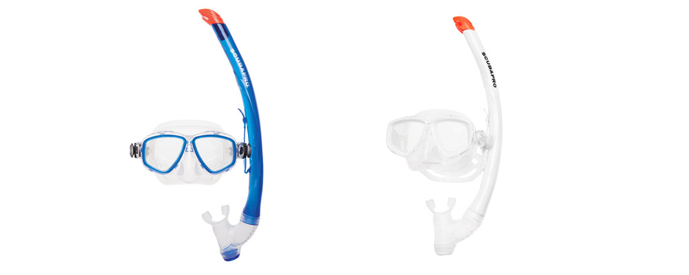 Zestaw do snorkelingu - Scubapro ECCO COMBO
